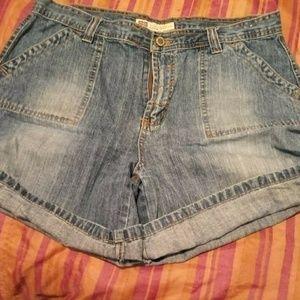 Faded Glory demin shorts